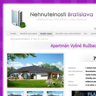 Nehnuteľnosti Bratislava
