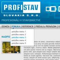Profistav Slovakia